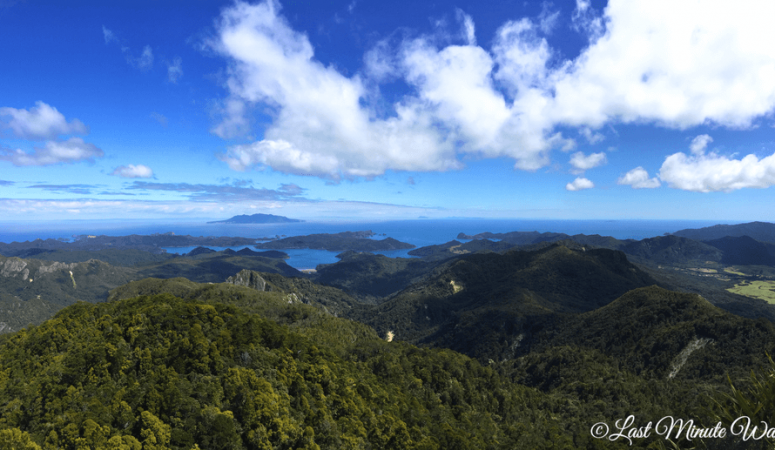 Great Barrier Island's most beautiful day hike
