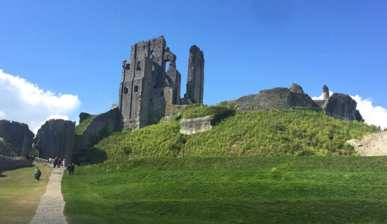 The Purbeck Way: Corfe Castle to Swanage