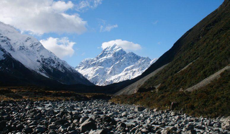 Aoraki/Mount Cook: Hooker Valley Track