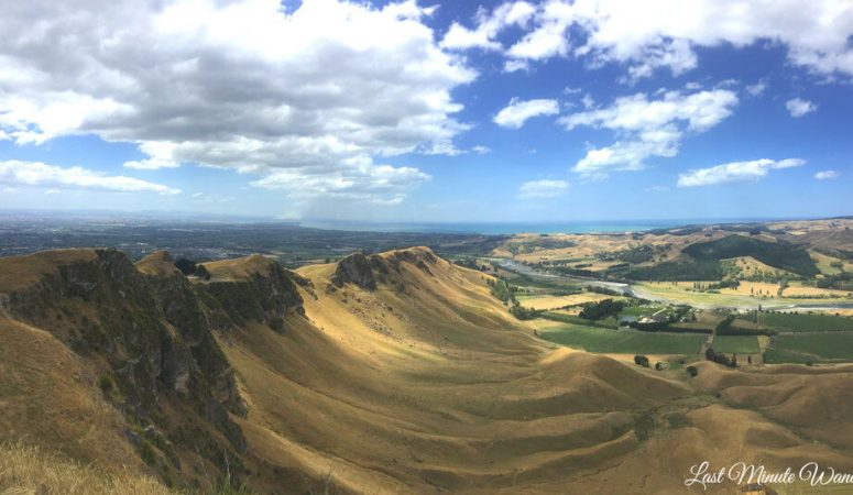 Te Mata Peak: a great way to see Hawkes Bay