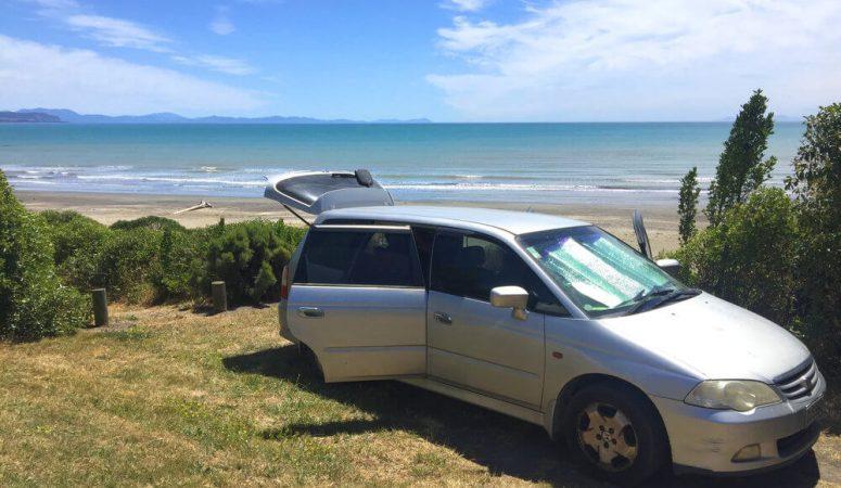 Living in a campervan: surviving van life long term